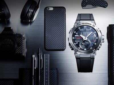 Reloj Casio G-Shock G-Steel Bluetooth GST-B200-1AER