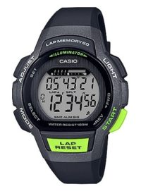 Reloj Casio Digital Señora Cadete LWS-1000H-1AVEF