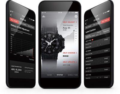Reloj Casio G-Shock MT-G MTG-B1000-1AER