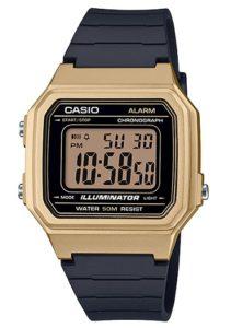 Reloj Casio Retro Vintage Digital Caballero W-217HM-9AVEF