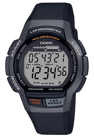 Reloj Casio Digital Caballero WS-1000H-1AVEF