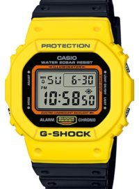 Reloj Casio G-Shock Edición Limitada DW-5600TB-1ER
