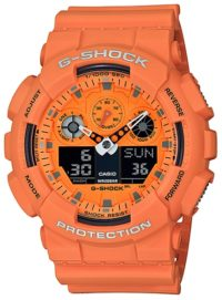Reloj Casio G-Shock GA-100RS-4AER