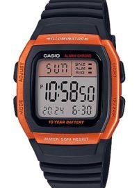 Reloj Casio Digital Caballero W-96H-4A2VEF