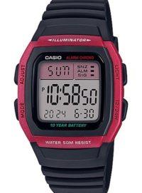 Reloj Casio Digital Caballero W-96H-4AVEF