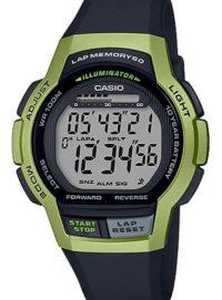 Reloj Casio Digital Caballero WS-1000H-3AVEF