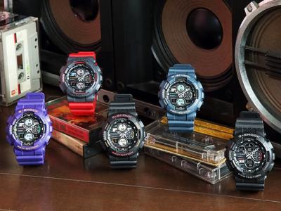 Reloj Casio G-Shock GA-140-