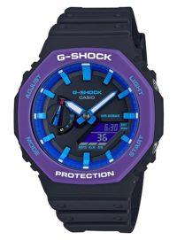 CASIOAK GA-2100THS-1AER G-Shock Carbono