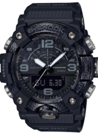 GG-B100-1BER G-SHOCK CARBON CUORE GUARD