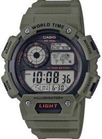 AE-1400WH-3AVEF Reloj Casio Collection