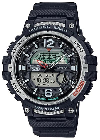 Reloj Casio Casio Collection Analógicos-Digitales WSC-1250H-1AVEF