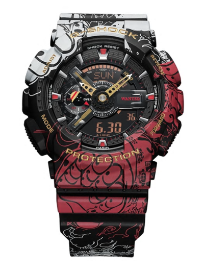 ga-110jop-1a4er G-Shock One piece