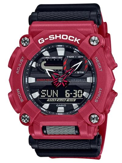GA-900-4AER Casio G-Shock