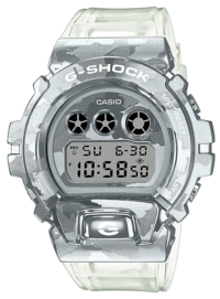 GM-6900SCM-1ER G-Shock Metal Covered Camouflage