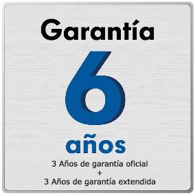 Garantía Casio oficial 5 AÑOS