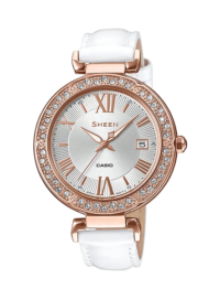 SHE-4057PGL-7AUER Reloj Casio Sheen Cristal Swarovski