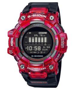 GBD-100SM-4A1ER Step Tracker